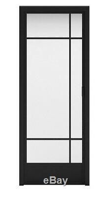 Porte Coulissante Intérieure De Style Art Déco Industriel 730mm