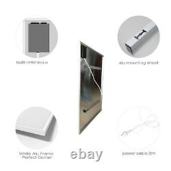 Réchauffeur De Panneau Infrarouge Lointain Avec Capteur De Température De Thermostat Wifi Intégré