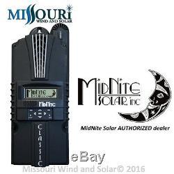 Régulateur De Charge Solaire Midnite Solar Classic 150 Sl Mppt 150v 96 Amps