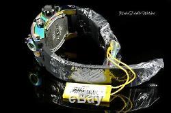 Réserve Invicta Bolt Zeus 52mm Cadran Noir Magnum Iridescent Mouvement Dual Watch