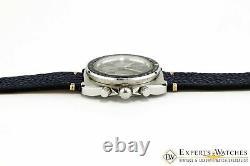 Serviced Vintage 1970 Movado Datachron Zenith El Primero Phc 3019 Datron Watch