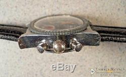 Serviced Vintage Tissot Tropical Pr 516 Chronographe Lemania 873 Après 861 Ch27