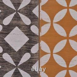 Table Étroite De Console Avec Des Pattes En Épingle À Cheveux Wooden Rustic Hallway Table Side Table