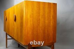 Teck Et Bois De Rose Buffet N ° De Modèle 4060 Par Ib Kofod Larsen Pour 1960 G Plan