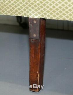 Unrestored Géorgien Settee Canapé Circa 1780 Très Rare Recherche De Coutil Howard & Son
