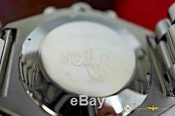 Usine Serviced Vintage Omega Seamaster Jedi 145,024 Montre Chronographe Cal 861