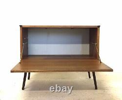 Vintage Retro MID Century Danois Des Années 1960 Teak Lp Vinyl Media Sideboard Cabinet