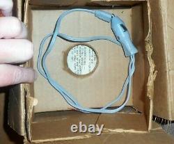 Vtg Original Accessory Column Dash Auto Fan Gm Chevy Buick Ford Sears Allstate
